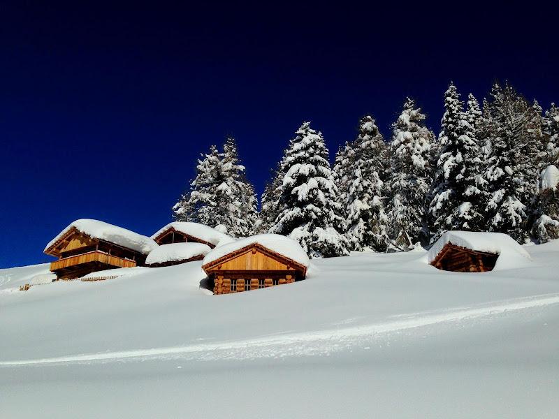 la bellezza dell'inverno di Maurizio Soravito