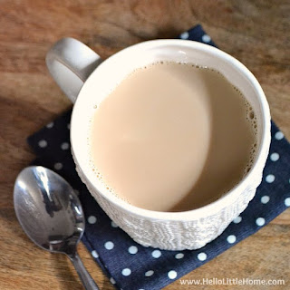 Cinnamon Tea With Milk Recipes