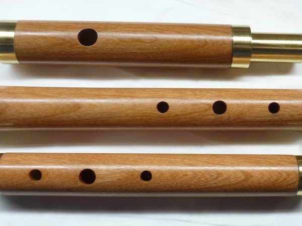 Wooden Flutes And Fifes