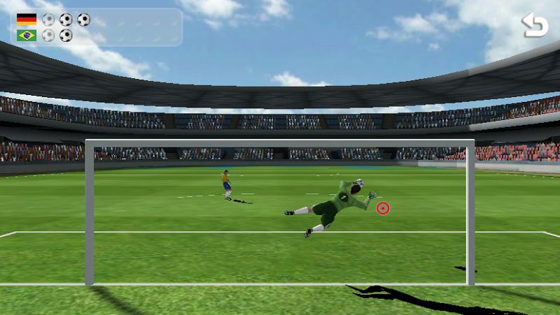 Скриншот Free Kicks