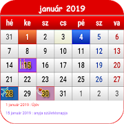 Hungary Calendar