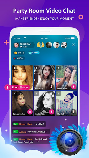 StreamKar - Live Streaming, Live Chat, Live Video - screenshot