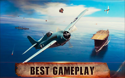 Real Air Combat War: Airfighters Game 1.7 screenshots 1