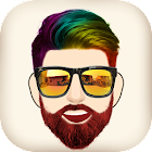 Beard Photo Editor - Hairstyle icon