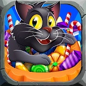 3 Candy: Sweet Mystery 2 - New Match 3 for all age