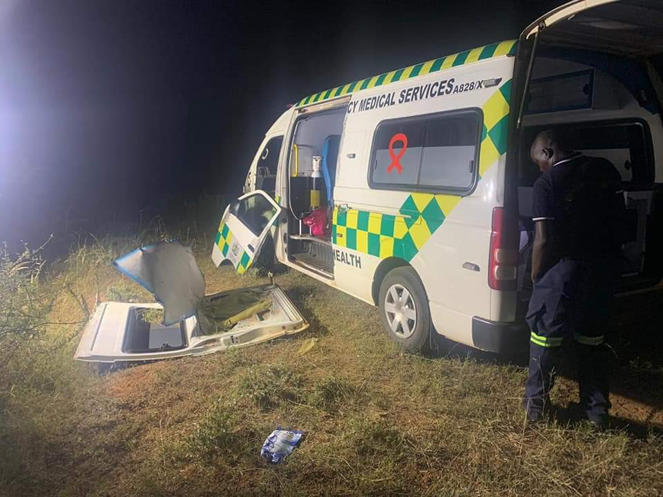 'What have we become?' MEC laments as ambulance is stripped, crew robbed - SowetanLIVE