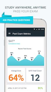 SAT Pocket Prep - náhled