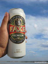 Photo: Faxe, preferred by 9 out of 10 vikings