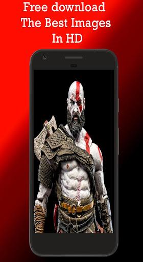 God War Wallpaper HD Kratos 4K Live 1.2 screenshots 3