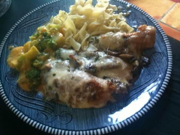 Italian Style Chicken Breast Strips Recipe