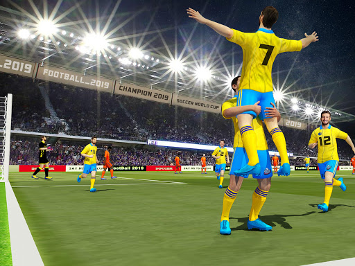 Play Soccer Cup 2020: Football League apkmr screenshots 11