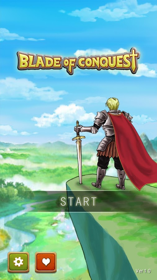 Blade Of Conquest- screenshot
