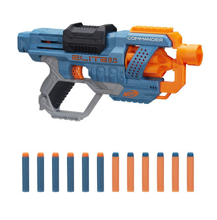 Nerf Elite 2.0 Commander DS-6 Blaster