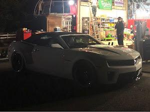 カマロ  2012 convertibleのカスタム事例画像 Yuukiさんの2018年11月20日02:54の投稿