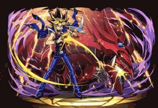 闇遊戯&オシリスの天空竜