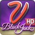 Blackjack - myVEGAS 21 Free icon