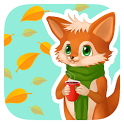 Forest Fall Garden: Match 3 icon