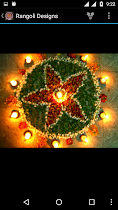 Best Rangoli Designs Ideas - screenshot thumbnail 04
