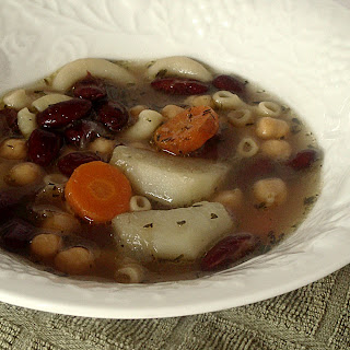 Vegetarian Vegetable Bean Soup Recipes.