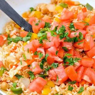 Mediterranean Rice.