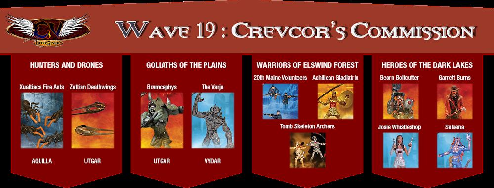 Heroscape Siiv C3V Custom