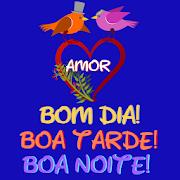 Bom Dia, Tarde, Noite Amor! Mensagens Vídeos Gifs