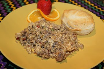 Bayou Breakfast Recipe