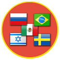 Countries of the World icon