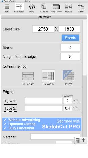SketchCut Lite - Fast Cutting  screenshots 5