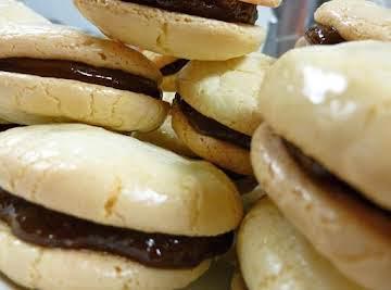 Tootsie Roll Almond Croquants