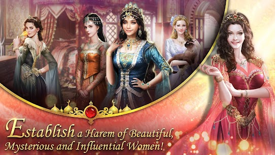 Game of Sultans MOD Apk 2.5.02 (Unlimited Money) 2