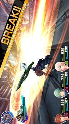 CHAOS RINGS Ⅲ- screenshot