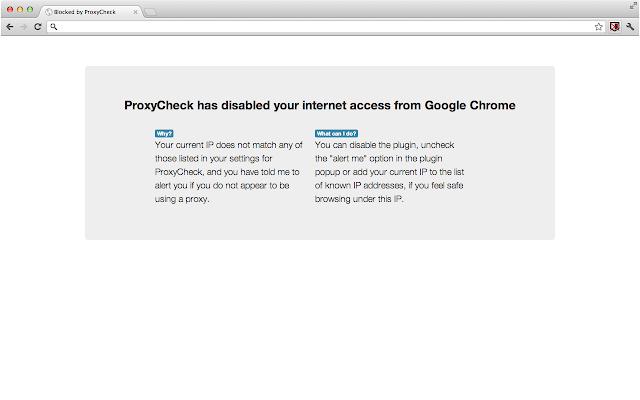 ProxyCheck