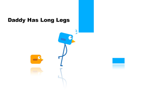 Long Legs Daddy and Son