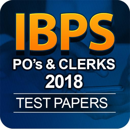 IBPS PO and clerks Test papers 2018