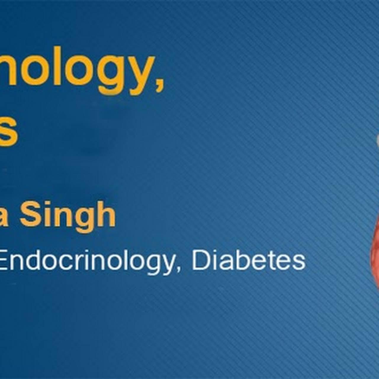 Dr  Yogendra Singh - Diabetes doctor, Thyroid Specialist