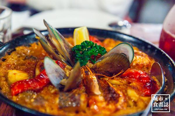 台北美食●PS TAPAS 西班牙餐酒館●東區安和下班小聚的異國料理餐廳