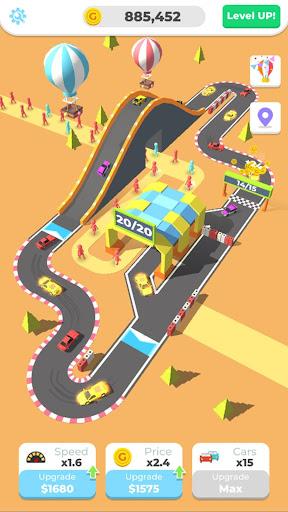 Idle Racing Tycoon-Car Games android2mod screenshots 9