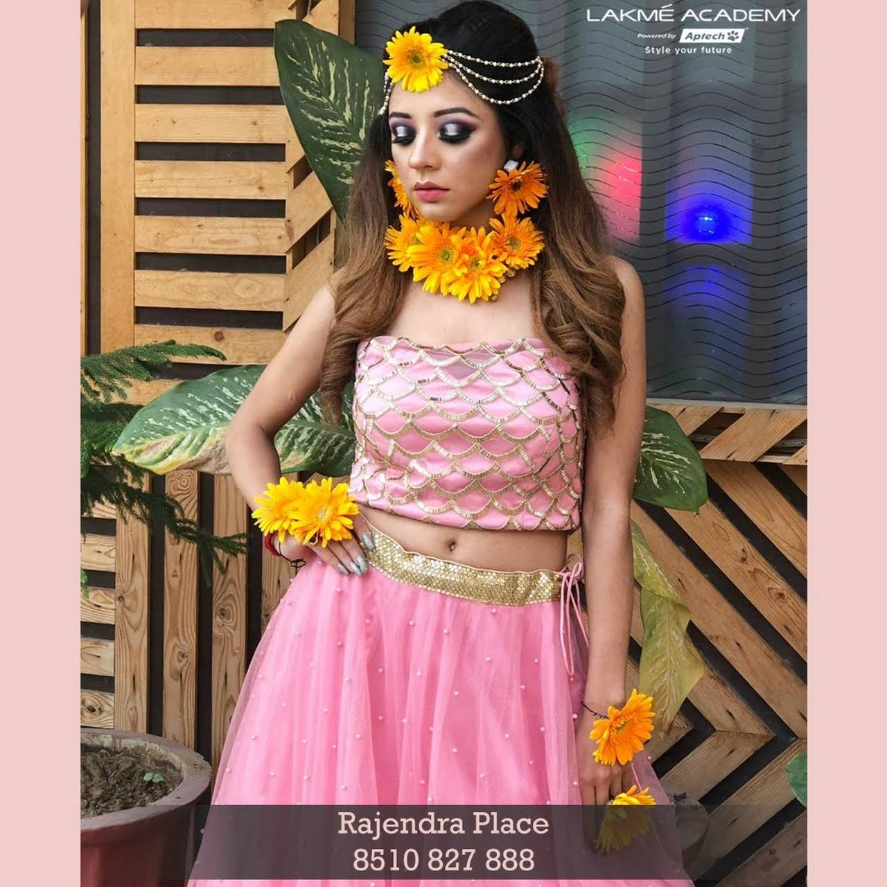 Lakme Academy Rajendra Place | Makeup Artist Course | Delhi