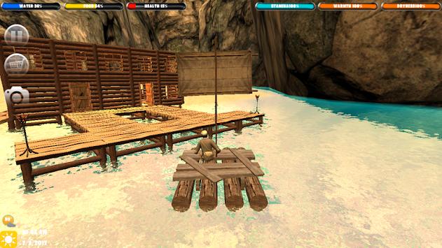 Survival Forest : Survivor Home Builder