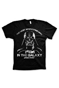 T-shirt, Darth Vader Dam