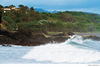 Photo: Photo of the Day: Luke Davis, Central America. Photo: Lowe-White #Surfer #SurferPhotos