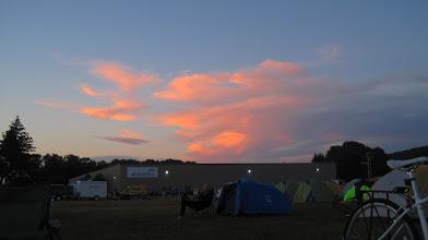 Photo: Day 0 - Cortland sunset