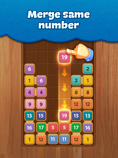 Merge Wood: Block Puzzle 1.6.3 screenshots 7