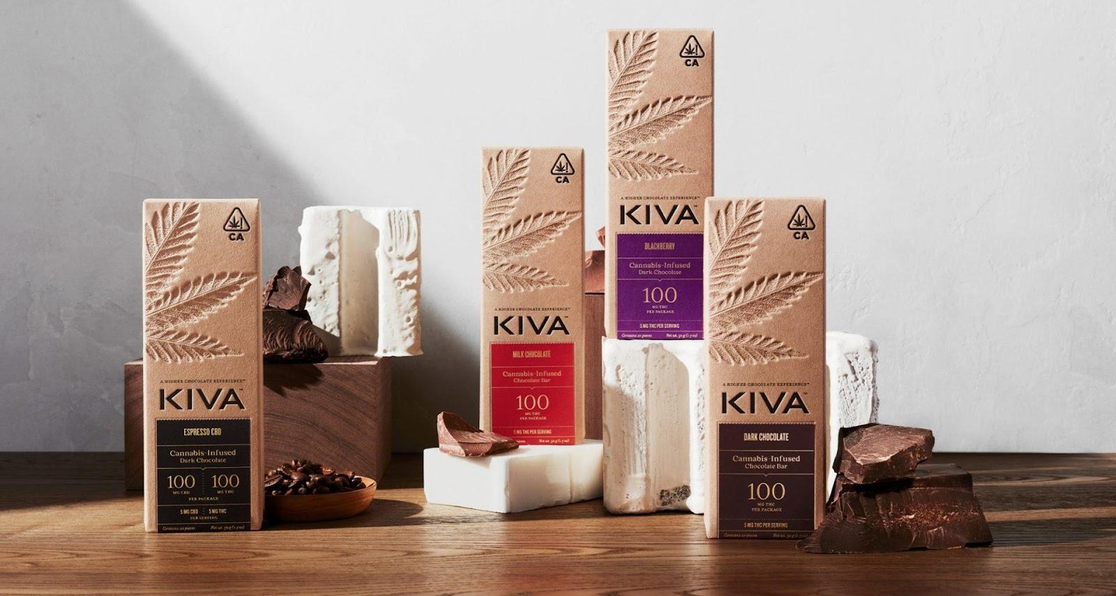 Kiva Chocolates: Premium, Precise Cannabis Chocolate Bars | Kiva Confections
