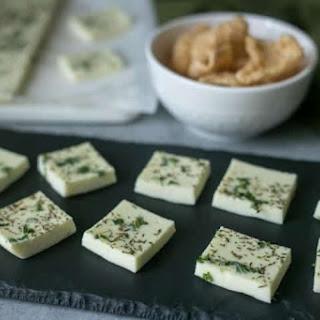 Zucchini Cheese - Dairy Free AIP Paleo.