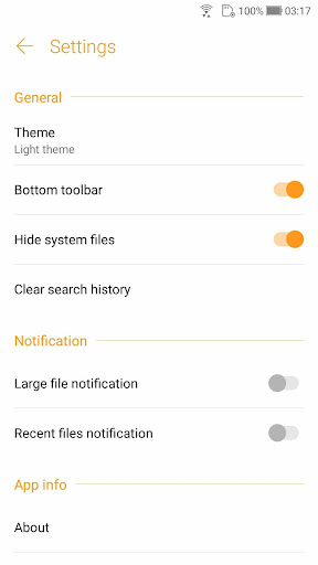 File Manager 2.0.0.397_180123 screenshots 8
