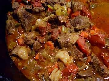 TexMex Baked Beef Stew