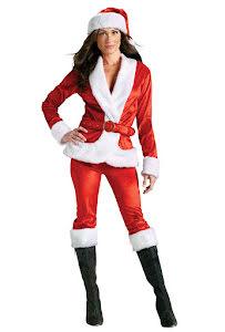 Dräkt, Miss Santa attityd