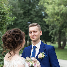 Wedding photographer Yuna Bashurova (gunabashurova). Photo of 01.08.2018